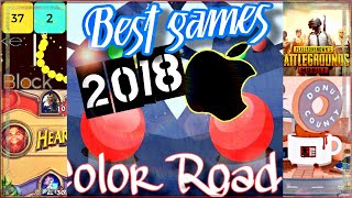 Top 2018 Games for Iphone Part 1 (Games for Iphones/Ipads in the App Store)