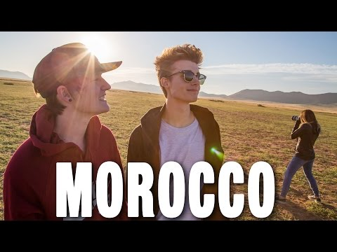 OUR TRIP TO MOROCCO! :) W/ WEEKLYCHRIS