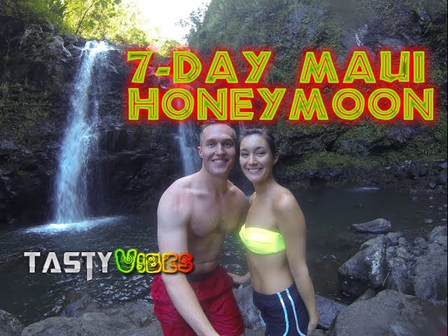 7-Day Maui Honeymoon - HD - Hana Hwy, Ziplines, Biking, Sailing, Snorkeling & More