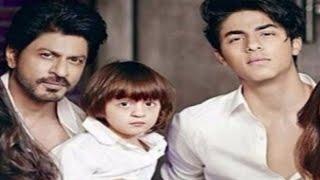Is Abram Khan the love child of Shahrukh Khan's son Aryan Khan?
