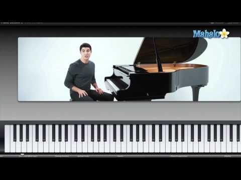 Garageband Tutorial Lessons Piano Chords