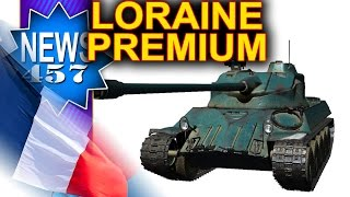 Loraine wraca jako 8 premium - NEWS - World of Tanks
