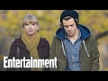 Harry Styles Breaks Silence On Taylor Swift Relationship  News Flash  Entertainment Weekly -