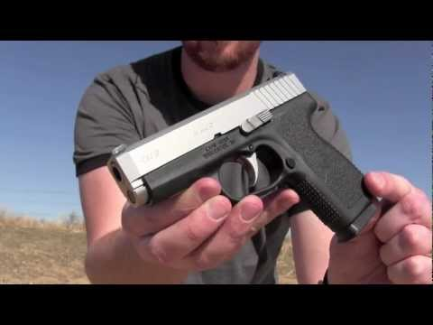 Kahr CW9 9mm Review