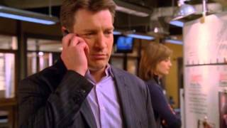Castle Bloopers / Gag Reel S1,S2 & S3 - Stana Katic - Nathan Fillion