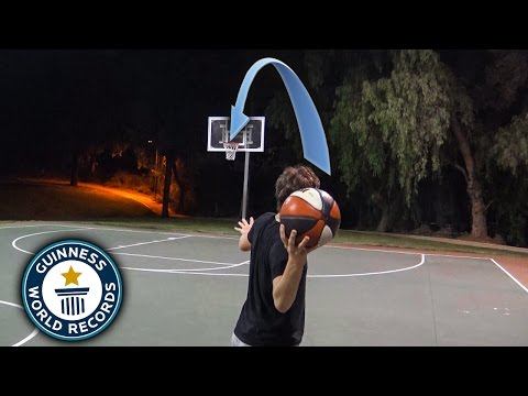 BREAKING BASKETBALL WORLD RECORDS!