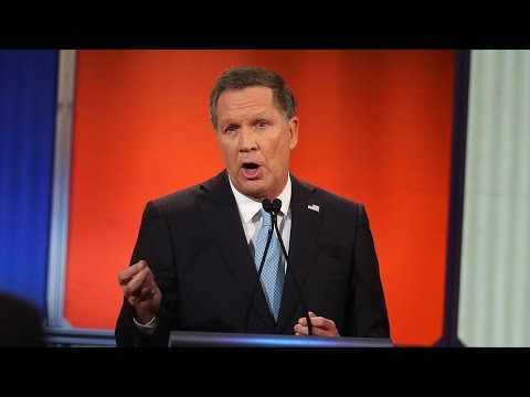 John Kasich Is Dropping Out Of The Presidential Race