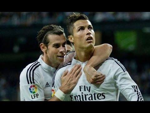 Gareth Bale solo goal vs Celta Vigo + Ronaldo Trailer [HD]