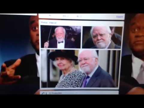 Richard Attenborough Famed Actor, Director, Dies At 90