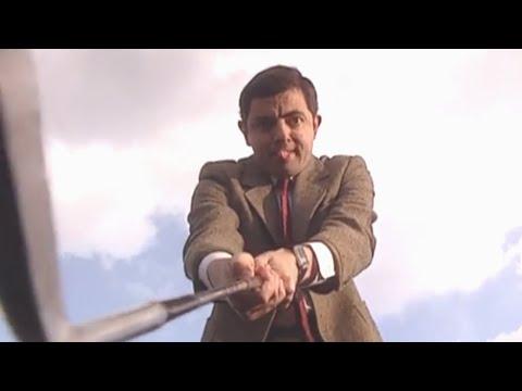 Mr Bean - Golf ball ice cream