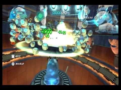 Monsters vs. Aliens Movie Game Walkthrough Part 13 (Wii)