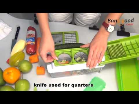 Nicer Dicer Plus - Handy Chopper