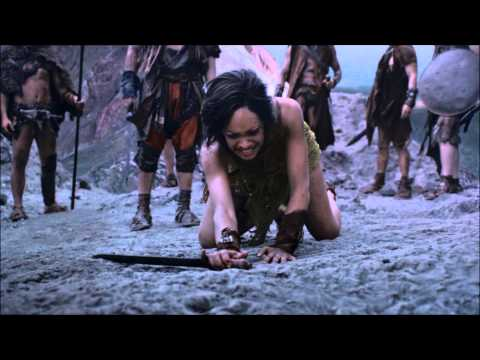 Spartacus Vengeance Ep. 10 - Wrath of the Gods - Naevia vs. Ashur