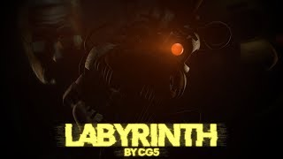 [SFM FNaF] Labyrinth by CG5