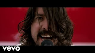 Клип Foo Fighters - The Pretender