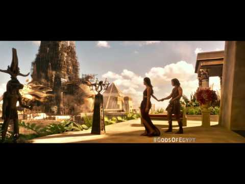 Spot Oficial Zeii Egiptului (Gods Of Egypt) (2016) Cu Gerard Butler