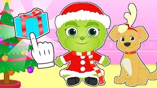 💚 BABY ALEX 🎅 Dresses up as The Grinch to Steal CHRISTMAS | Children's Cartoons