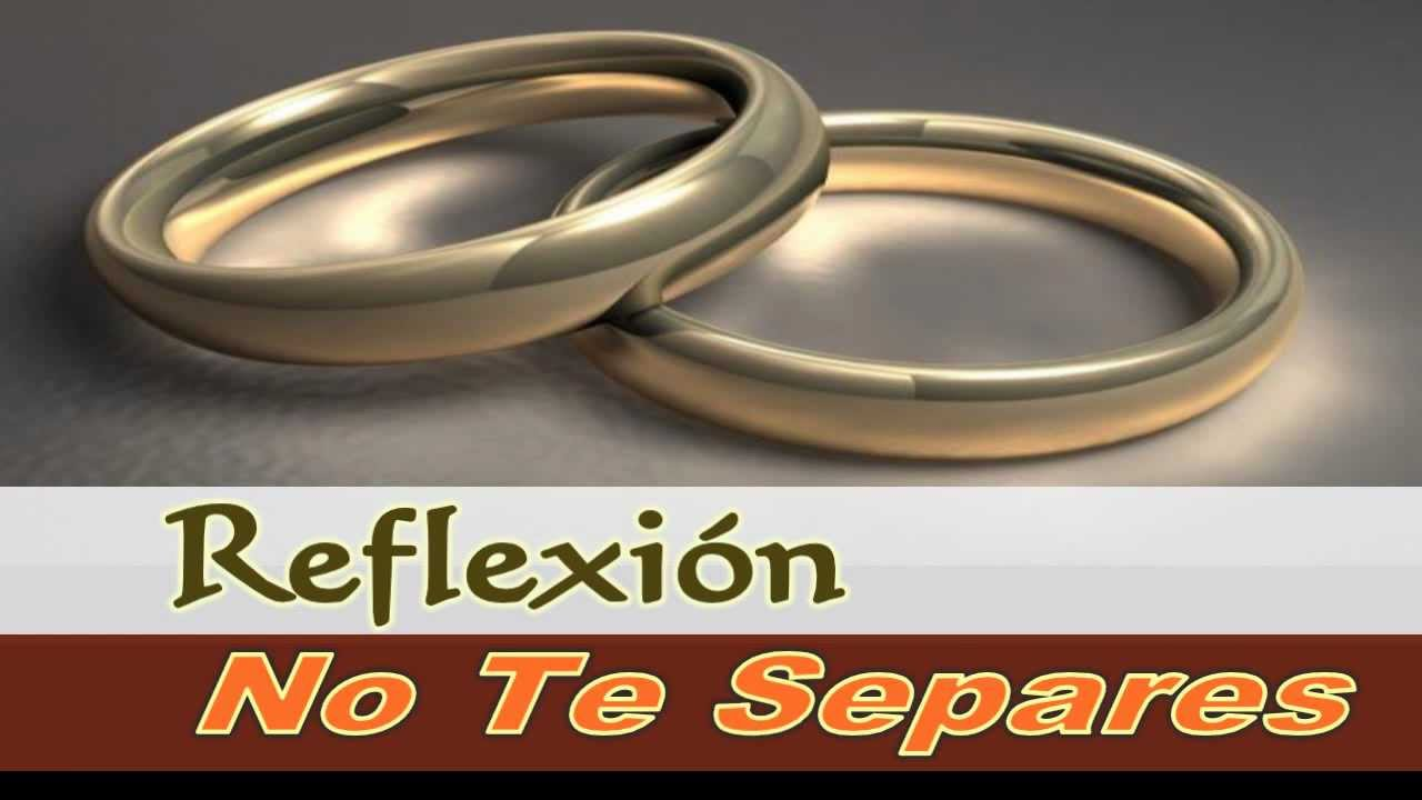 Frases De Reflexion Para Matrimonio
