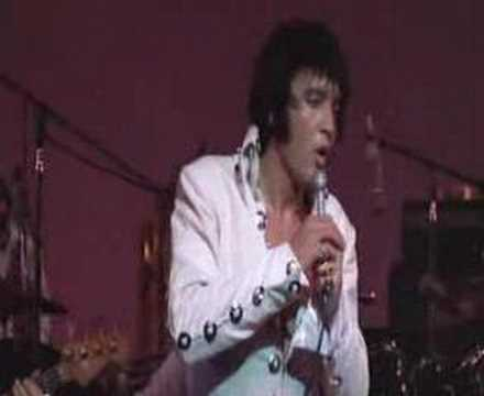 Suspicious Mind - Elvis Presley