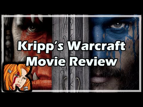 Kripp's Warcraft Movie Review