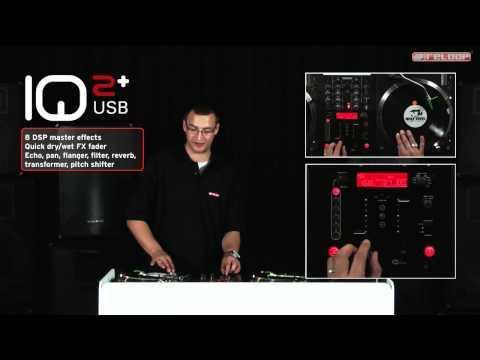 IQ2+ USB mixer