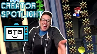 This Level Gave Me A CRAZY Glute Workout!! | CREATOR SPOTLIGHT: Blue Television Games