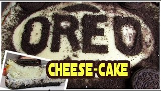 Oreo Cheesecake - so lecker
