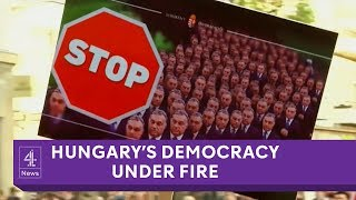 Hungary: a civil war for the soul of Europe