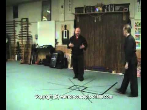 Ninjutsu Training - Advanced Skill Progression Example in Ninpo Taijutsu (Part 3) Image 1