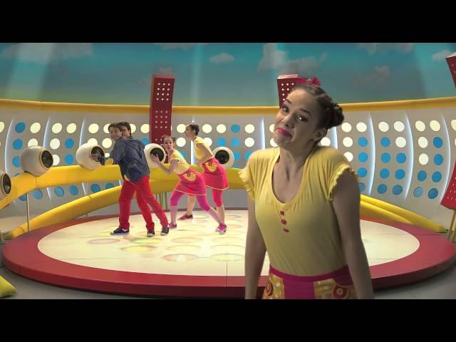 Playground con Juanchi y Juli: Video Musical ¨Congelados¨