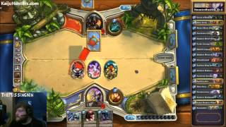 Hearthstone Deck Tech Duels: Priest Anti-Meta (Jimmies Rustled)