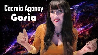Gosia - Cosmic Agency - ET Contact