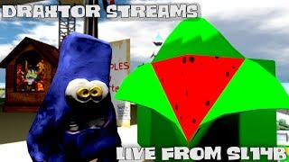 Draxtor™ streams LIVE from SL14B part2