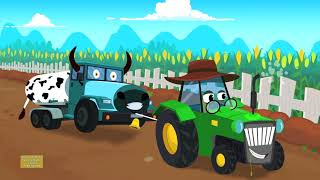 Old MacDonald Had A Farm   Farm Song   Nursery Rhymes For Kids   Children Rhyme