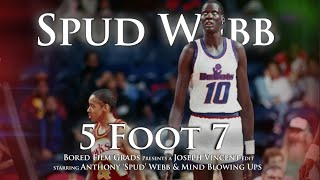 Spud Webb - 5 Foot 7