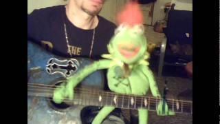 kermit sings for the crackheads and needle junkies