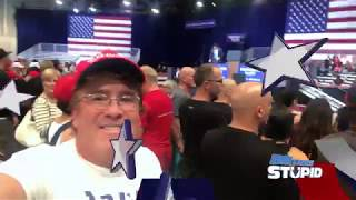 Smaller Crowds @ Trump Rally 2018: Voters Abandon The President; Here's The Proof