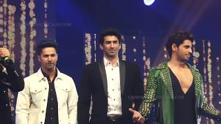 Katrina's Choice, Will it be Varun, Sidharth or Aditya? - DREAM TEAM 2016 USA TOUR