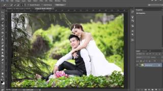 Tạo bong bóng và ghép hình vào trong bong bóng với Adobe PhotoShop CC