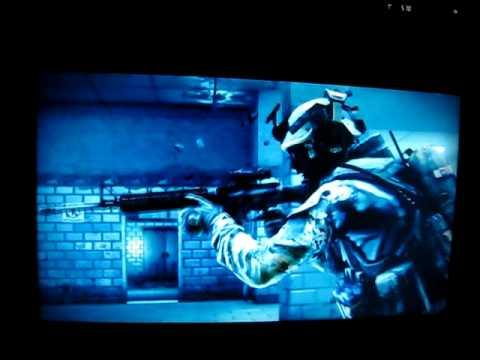 Battlefield 3 TV Commercial seen on ESPN during Redskins v. Cowboys 9/26/2011