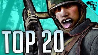 BATTLEFIELD 1 PLAYERS REACT - Top 20 Epic Moments with Funny Reactions (Bonus Plays #35)