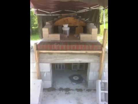 Pizza Oven part #3