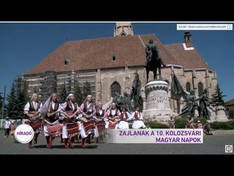 Zajlanak a 10. Kolozsvári Magyar Napok