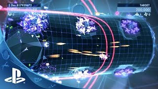 Geometry Wars 3: Dimensions Interview | PS4, PS3