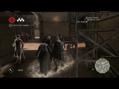 Assassin's Creed 2- Walkthrough Part 18 ☆ Sequence 2 ☆ JUDGE, JURY, EXECUTIONER ☆