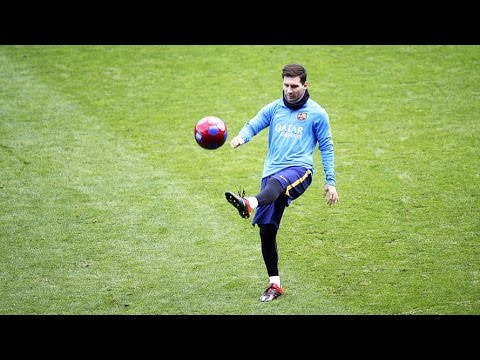 Lionel Messi ● Skills, Tricks, Freestyle in Training
