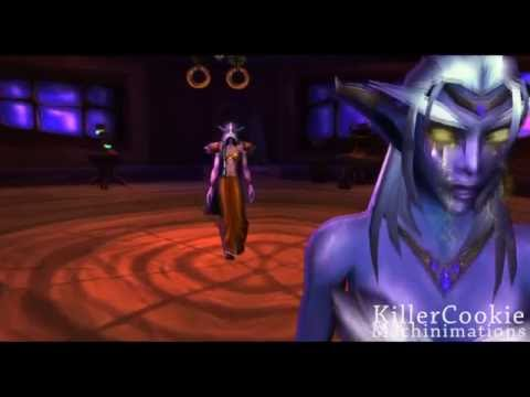 [WoW Machinima] Queen Azsharas revenge