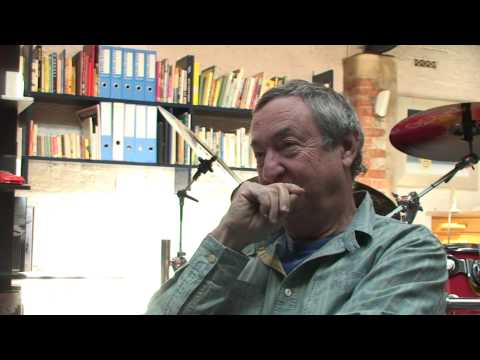 Nick Mason (Pink Floyd) talks about 'Mad, Bad and Dangerous'