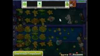"Plantas Vs Zombies ""Nivel 4-10"""