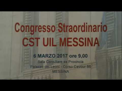 Congresso Uil Messina